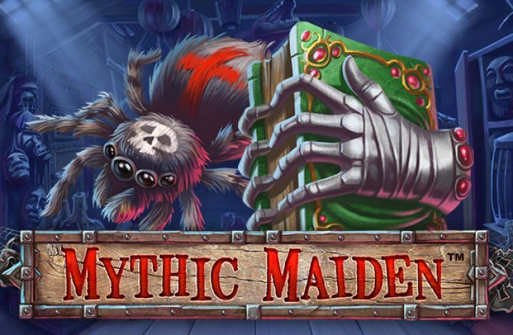 Mythic Maiden by NetEnt