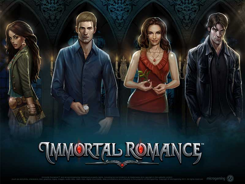 Immortal Romance by Microgaming